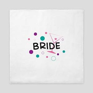BRIDE Queen Duvet