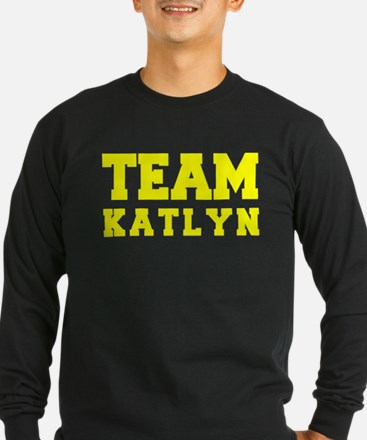 TEAM KATLYN Long Sleeve T-Shirt