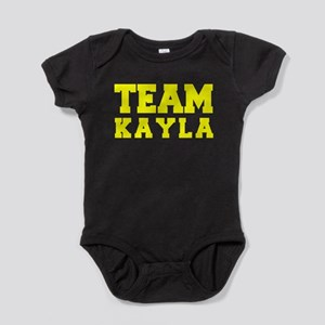 TEAM KAYLA Baby Bodysuit