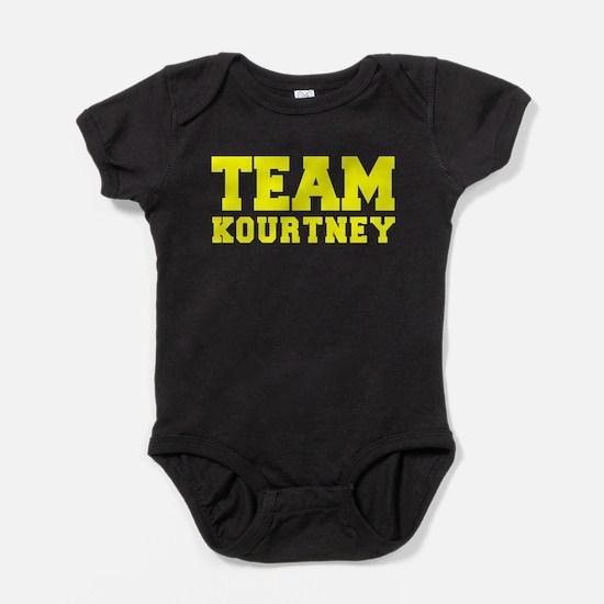 TEAM KOURTNEY Baby Bodysuit