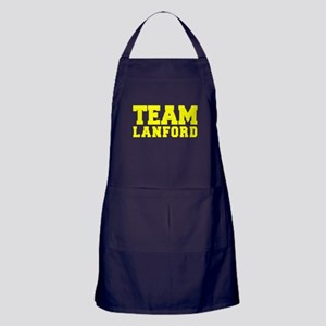 TEAM LANFORD Apron (dark)