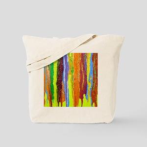 Paint Colors Tote Bag