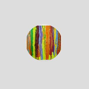 Paint Colors Mini Button