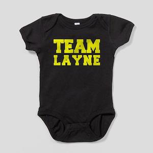 TEAM LAYNE Baby Bodysuit