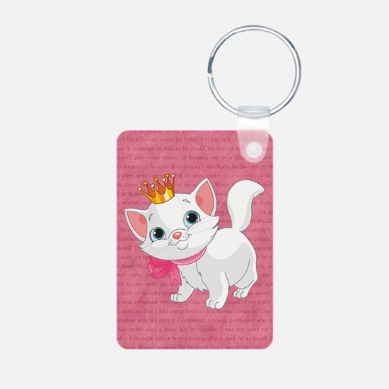 THE WHITE CAT Keychains