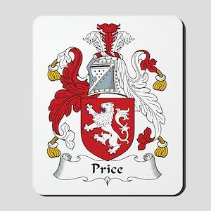 Price (Wales) Mousepad