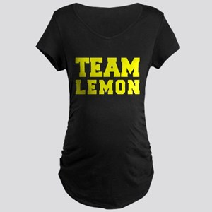 TEAM LEMON Maternity T-Shirt