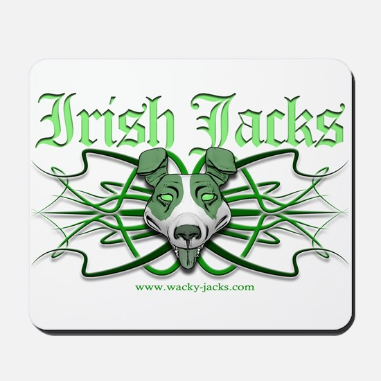 Irish Jack Tribal Mousepad