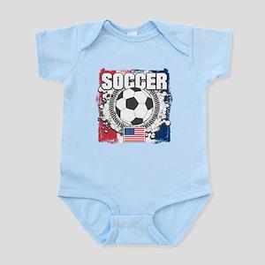 USA Soccer Infant Bodysuit