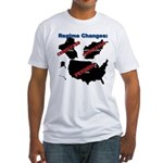 Regime Changes Fitted T-Shirt