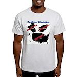 Regime Changes Ash Grey T-Shirt