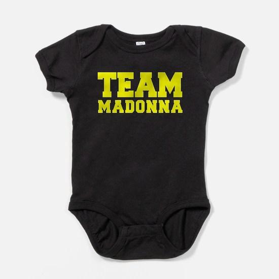 TEAM MADONNA Baby Bodysuit