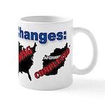 Regime Changes Mug