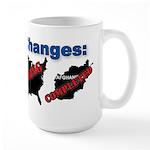Regime Changes Large Mug