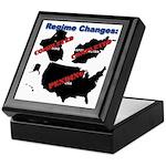Regime Changes Keepsake Box