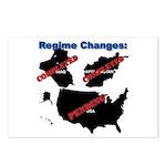 Regime Changes Postcards (8)