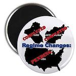 Regime Changes Magnet (10 pk)