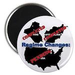 Regime Changes Magnet (100 pk)