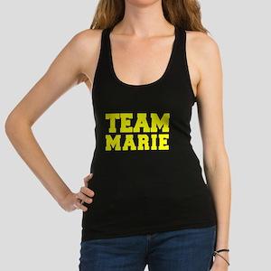 TEAM MARIE Racerback Tank Top