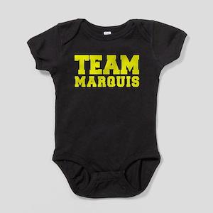 TEAM MARQUIS Baby Bodysuit