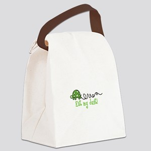 Eat my dust! Canvas Lunch Bag