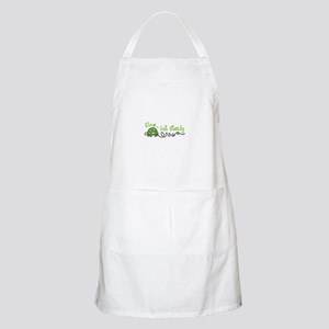 Slow... but Steady Apron