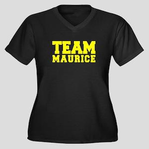 TEAM MAURICE Plus Size T-Shirt