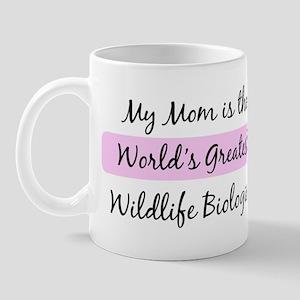 Worlds Greatest Wildlife Biol Mug