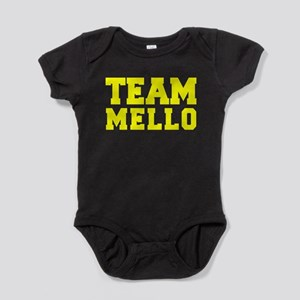 TEAM MELLO Baby Bodysuit