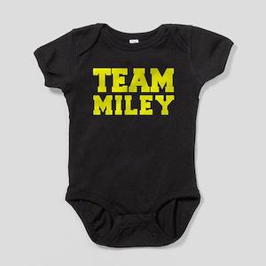 TEAM MILEY Baby Bodysuit