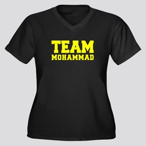 TEAM MOHAMMAD Plus Size T-Shirt
