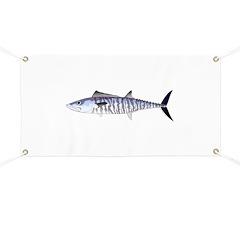 Narrow-barred Spanish Mackerel Banner