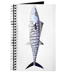 Narrow-barred Spanish Mackerel Journal