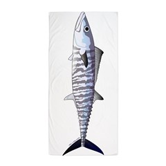 Narrow-barred Spanish Mackerel Beach Towel