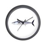 Narrow-barred Spanish Mackerel Wall Clock