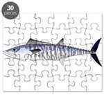 Narrow-barred Spanish Mackerel Puzzle