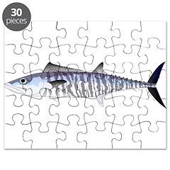 Narrow-barred Spanish Mackerel Puzzle