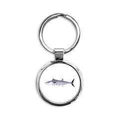 Narrow-barred Spanish Mackerel Keychains