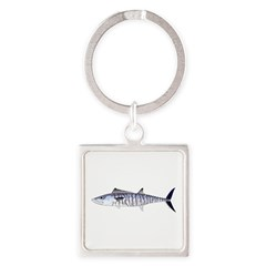 Narrow-barred Spanish Mackerel Keychains