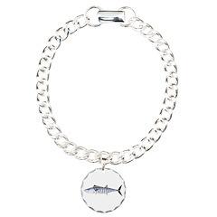 Narrow-barred Spanish Mackerel Bracelet