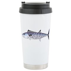 Narrowbarred Spanish Mackerel C Travel Mug