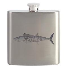 Narrowbarred Spanish Mackerel C Flask