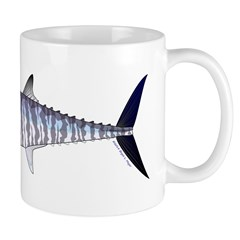 Narrowbarred Spanish Mackerel C Mugs