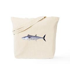 Narrowbarred Spanish Mackerel C Tote Bag