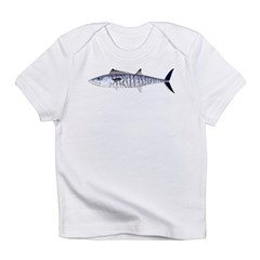 Narrowbarred Spanish Mackerel C Infant T-Shirt