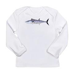 Narrowbarred Spanish Mackerel C Long Sleeve T-Shir