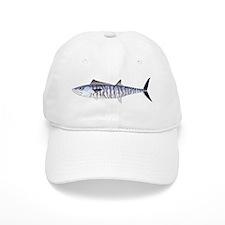 Narrowbarred Spanish Mackerel C Baseball Cap