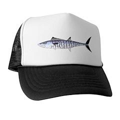 Narrowbarred Spanish Mackerel C Trucker Hat