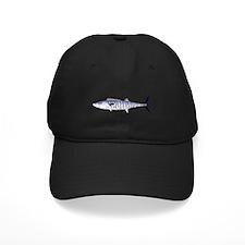 Narrowbarred Spanish Mackerel C Baseball Hat