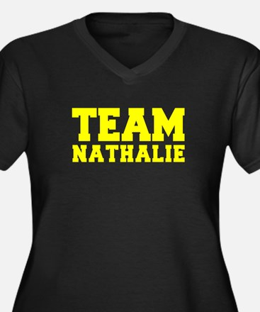 TEAM NATHALIE Plus Size T-Shirt